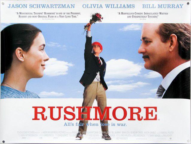ภาพยนตร์ Rushmore (1998) แสบอัจฉริยะ