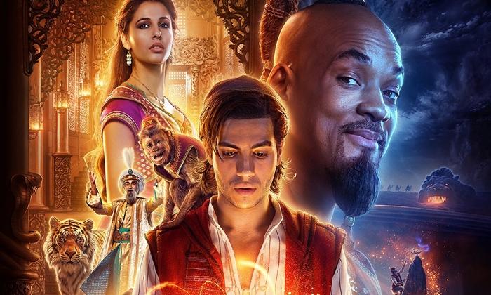 รีวิว หนัง Aladdin